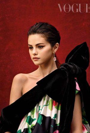 Selena Gomez - Vogue Magazine Mexico 2020