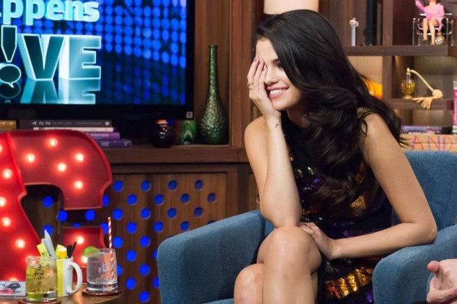 Selena Gomez – Watch What Happens Live in NY