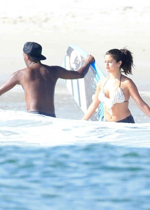 Selena Gomez in Bikini -03