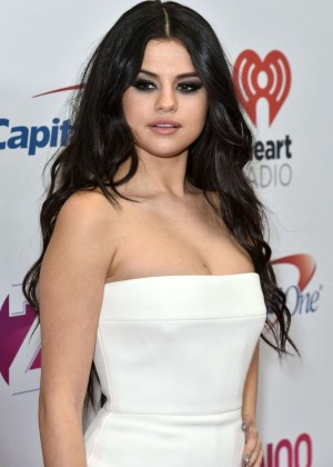 Selena Gomez - Z100's Jingle Ball 2015 in NYC