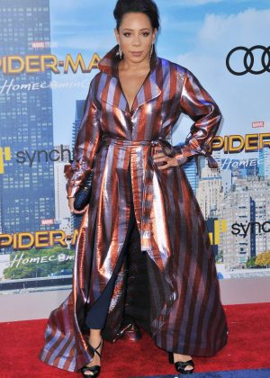 Selenis Levya - 'Spider-Man: Homecoming' Premiere in Hollywood