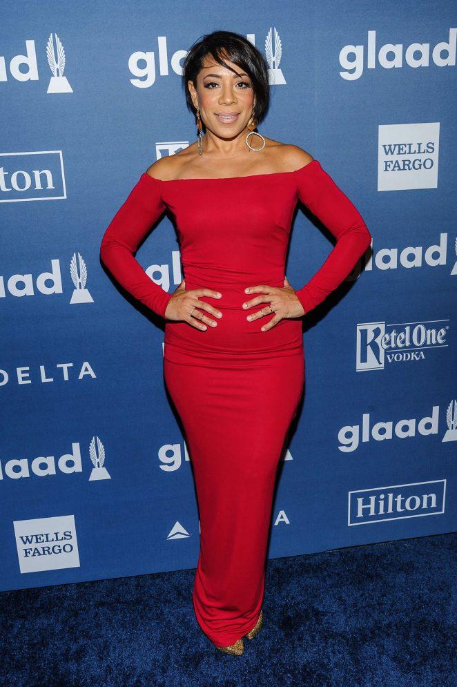 Selenis Leyva - 2016 GLAAD Media Awards in NYC