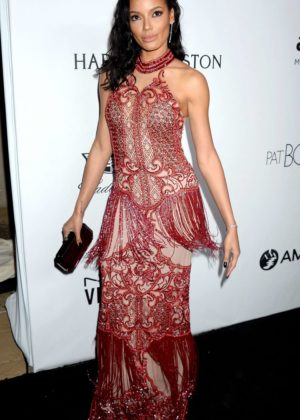 Selita Ebanks - amfAR Gala Los Angeles 2017 in Beverly Hills