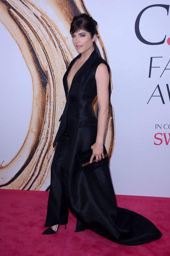 Selma Blair - 2016 CFDA Fashion Awards in New York