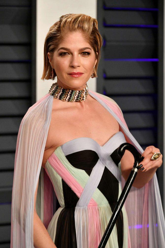 Selma Blair - 2019 Vanity Fair Oscar Party in Beverly Hills