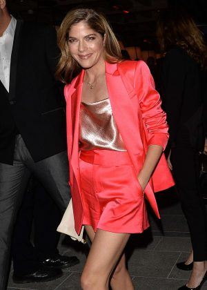 Selma Blair - Arrives to The Avra Restaurant Opening in Beverly Hills