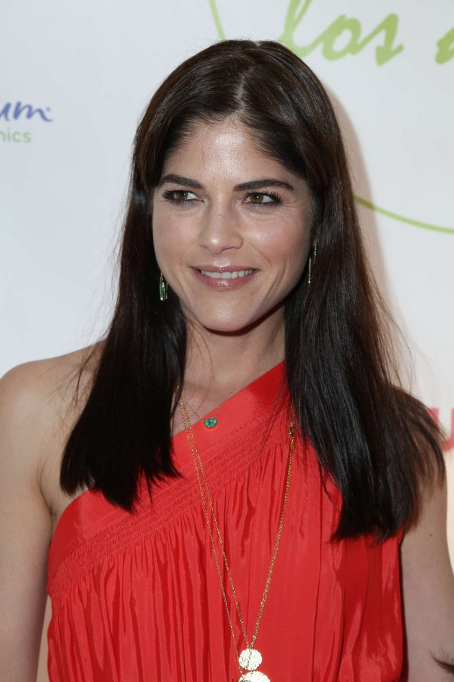 Selma Blair at WeVillages LA Flagship grand opening -05