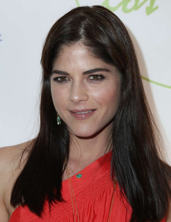 Selma Blair at WeVillages LA Flagship grand opening -09
