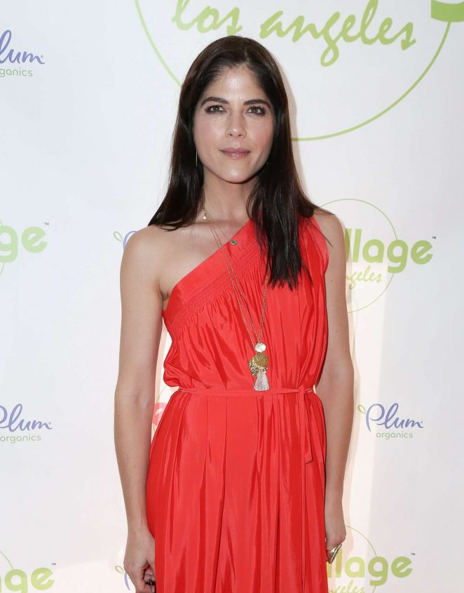 Selma Blair at WeVillages LA Flagship grand opening -11