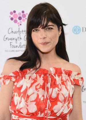 Selma Blair - Charlotte & Gwenyth Gray Foundation Tea Party in Brentwood