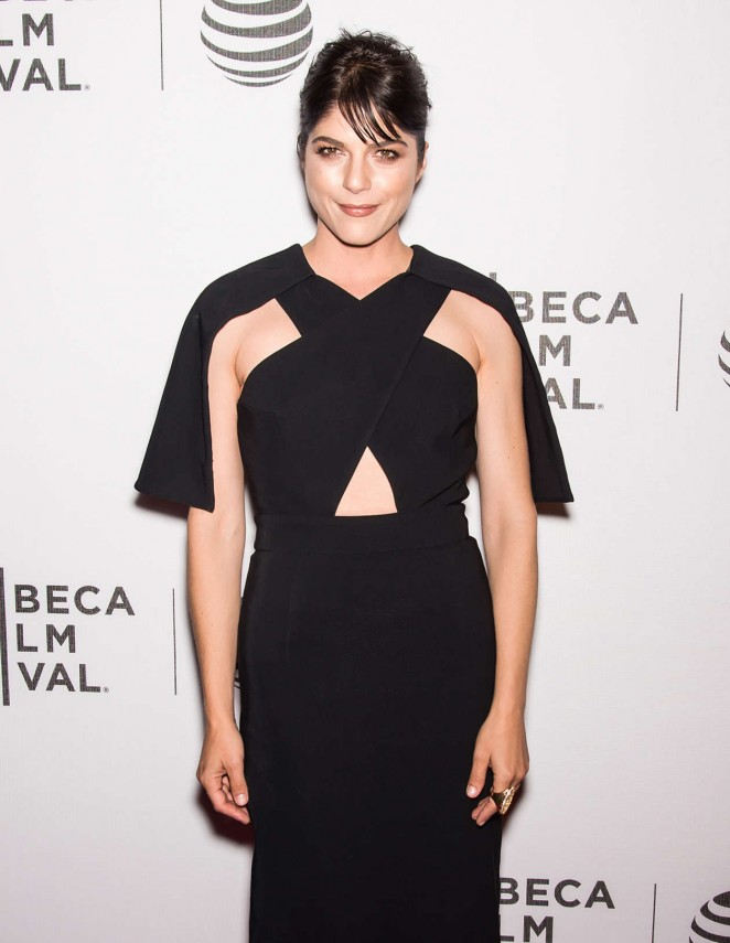 Selma Blair - 'Geezer' Premiere at 2016 Tribeca Film Festival in NYC