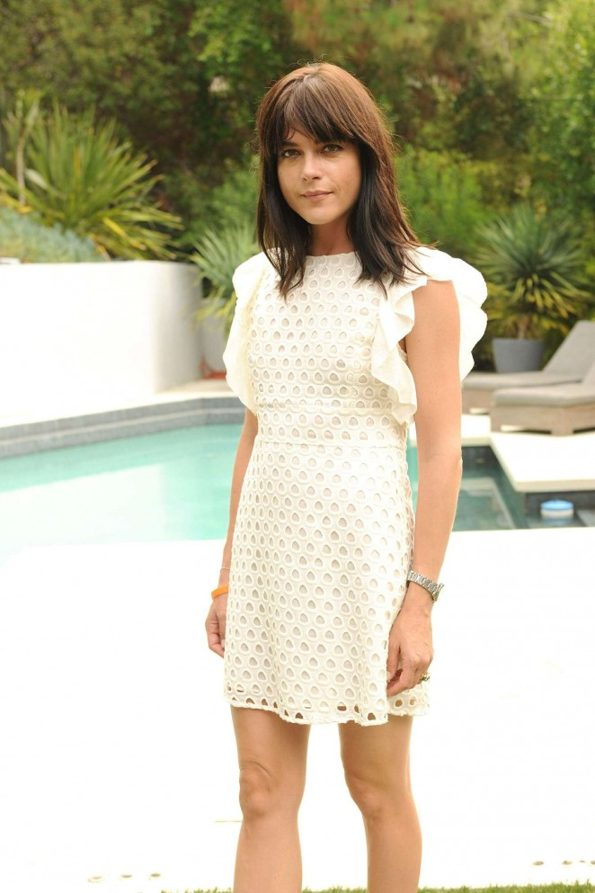 Selma Blair - No Kid Hungry Breakfast Party in Beverly Hills