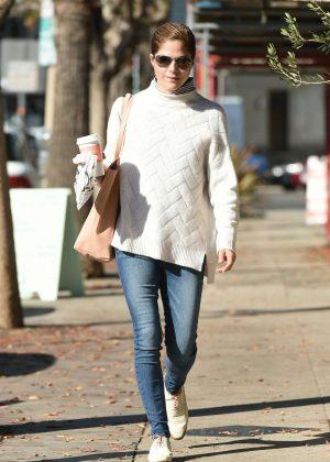 Selma Blair out in Los Angeles