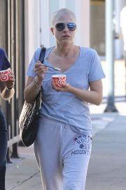 Selma Blair - Out in Studio City