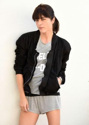 Selma Blair - Savous Clothing Brand Photoshoot