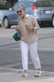 Selma Blair - Seen at Joan's On Third in Los Angeles