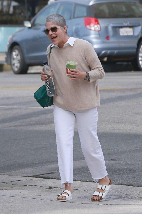 Selma Blair - Seen at Joan's On Third in Los Angeles