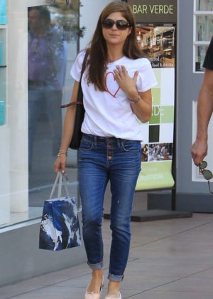 Selma Blair - Shopping at The Grove in Hollywood