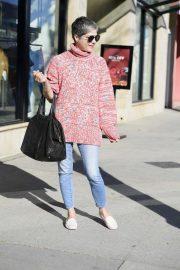 Selma Blair - Shopping candids in Studio City