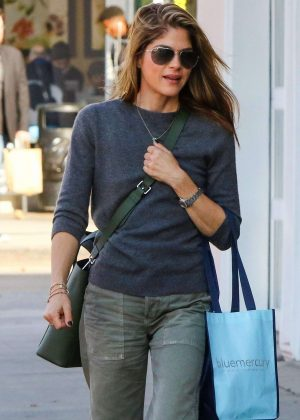 Selma Blair - Shopping out in Los Angeles