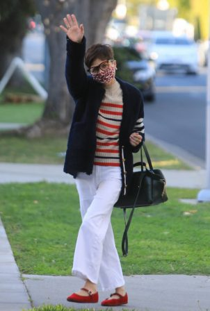 Selma Blair - Steps Out in West Hollywood