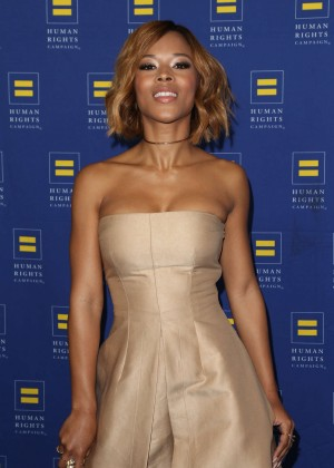 Serayah - Human Rights Campaign 2016 Gala Dinner in Los Angeles