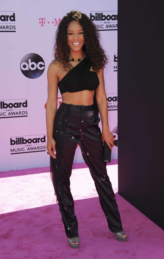 Serayah McNeill - 2016 Billboard Music Awards in Las Vegas
