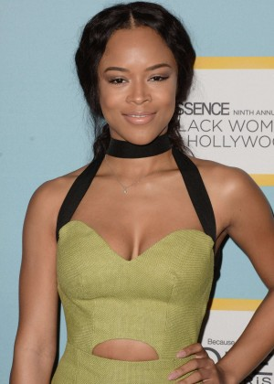Serayah McNeill - 2016 ESSENCE Black Women in Hollywood Awards Luncheon in Beverly Hills