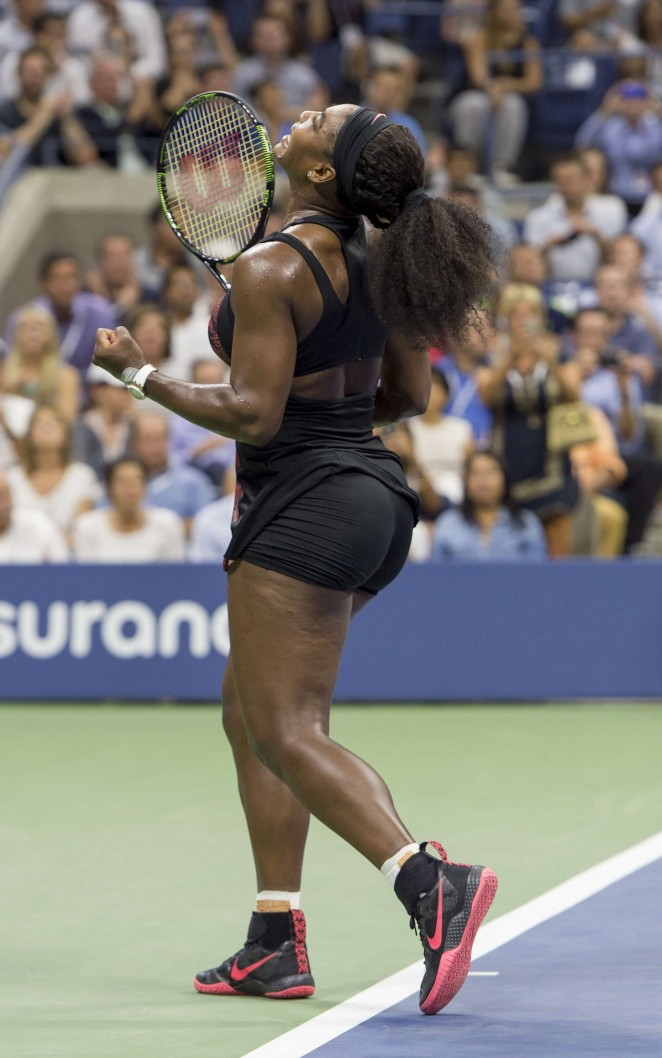 Serena Williams - 2015 US Open in NY
