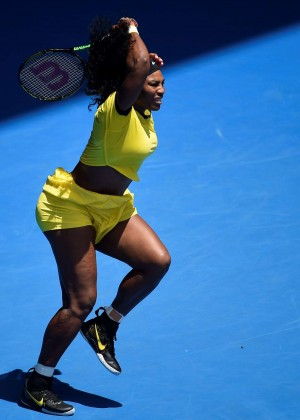 Serena Williams - 2016 Australian Open in Melbourne