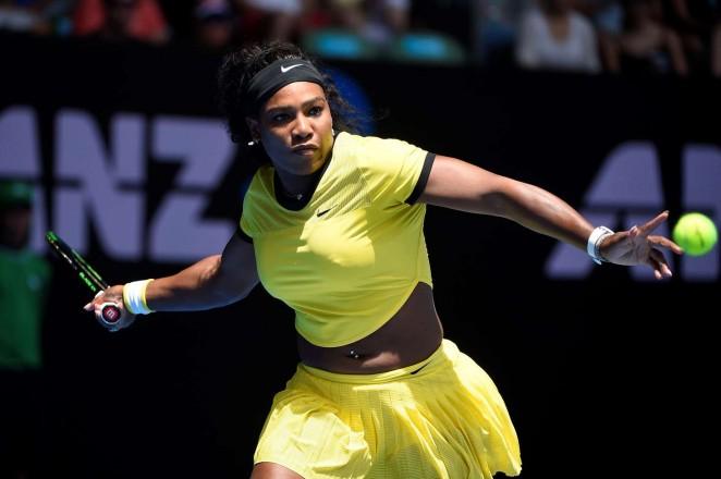 Venus & Serena Williams - 3 - Page 20 Serena-Williams:-2016-Australian-Open--21-662x440