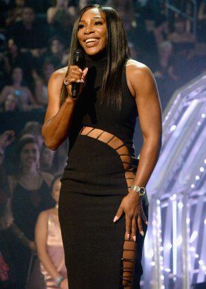 Serena Williams - 2016 MTV Video Music Awards in New York City