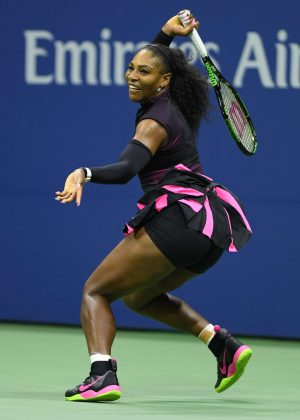 Serena Williams - 2016 US Open in NYC