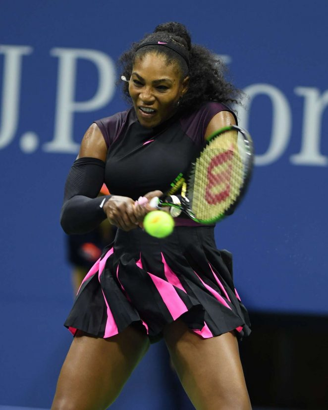 Serena Williams: 2016 US Open -04