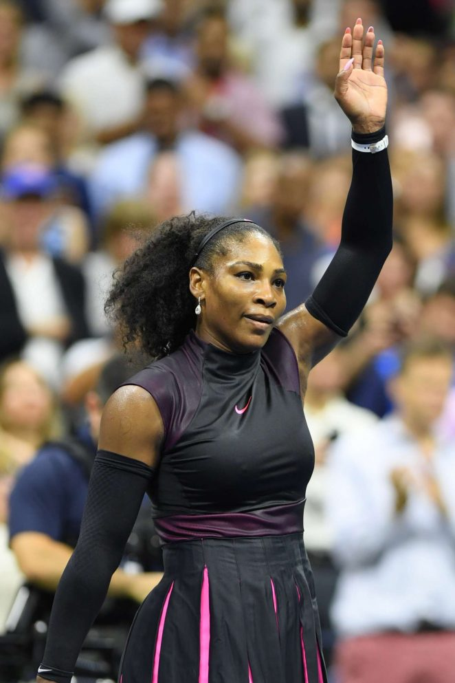 Serena Williams: 2016 US Open -08