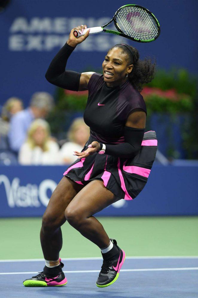 Serena Williams: 2016 US Open -09