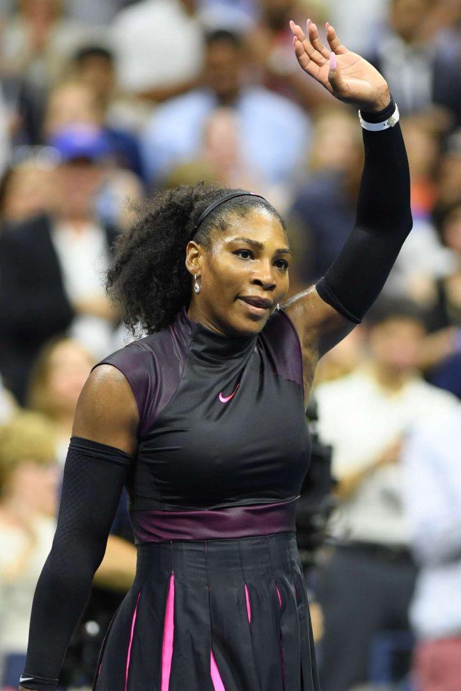 Serena Williams: 2016 US Open -12