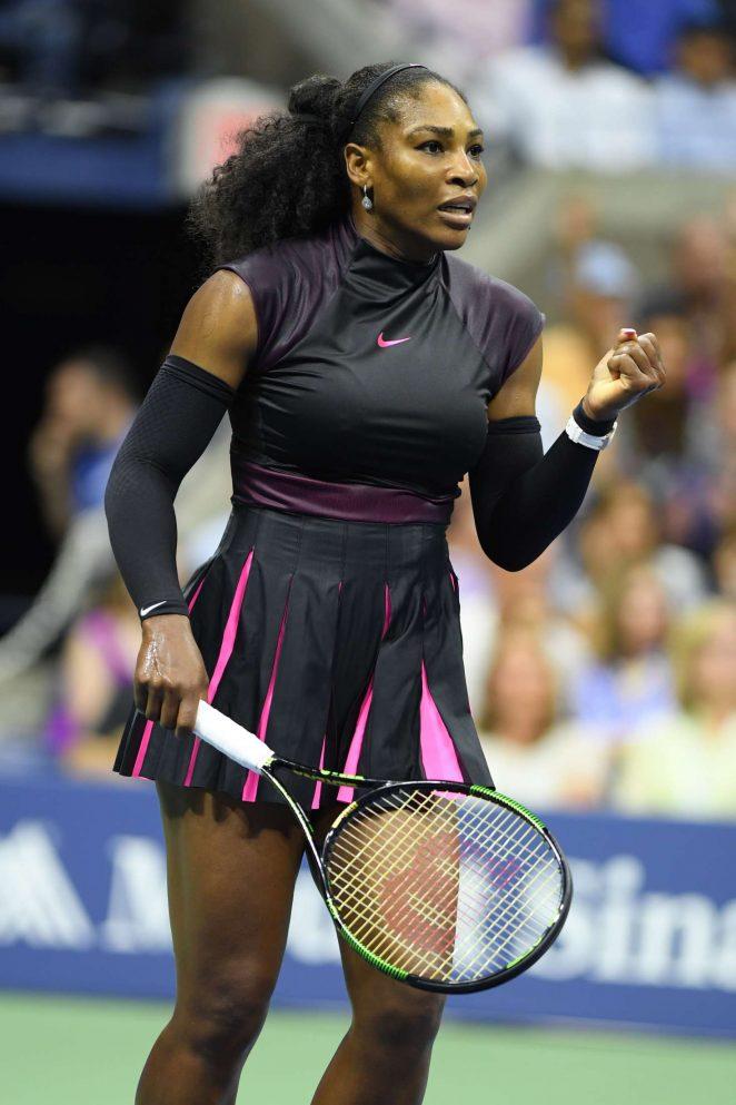 Serena Williams: 2016 US Open -13