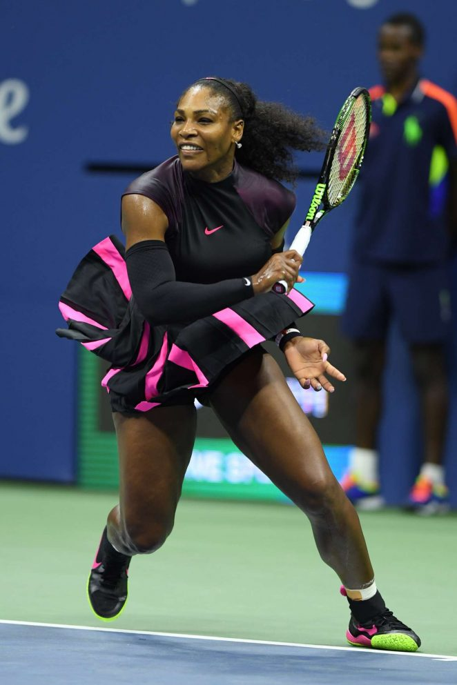 Serena Williams: 2016 US Open -15