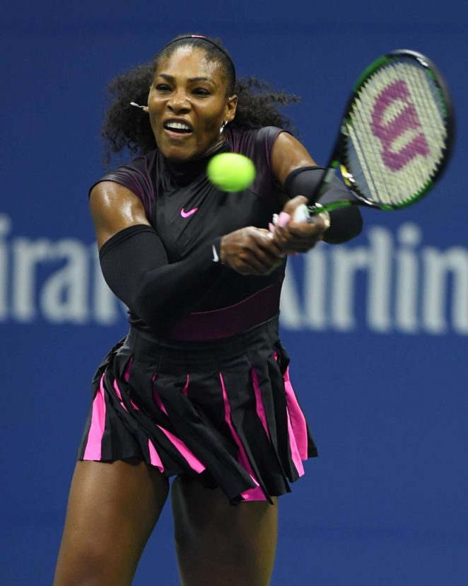 Serena Williams: 2016 US Open -16