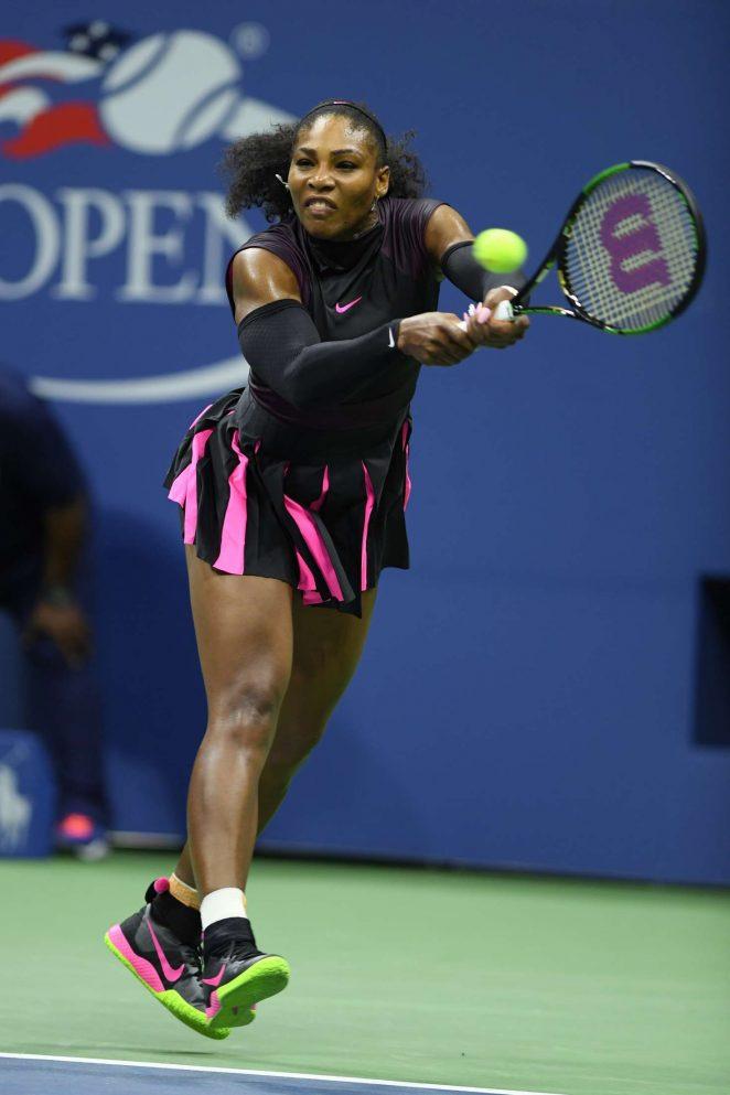 Serena Williams: 2016 US Open -17