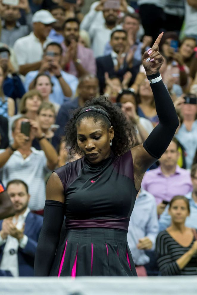 Serena Williams: 2016 US Open -25