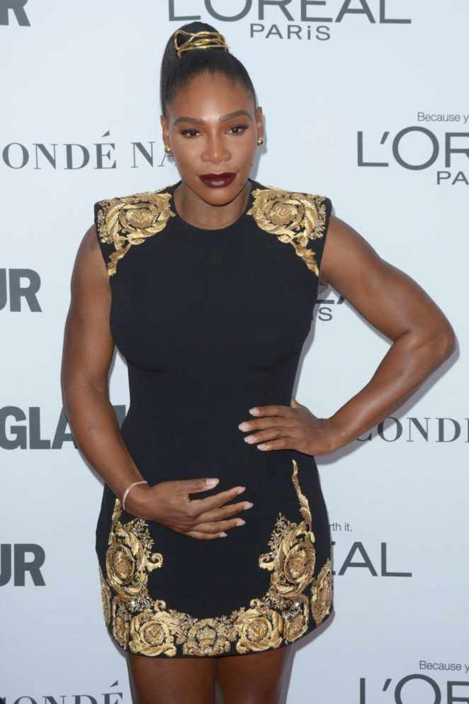 Serena Williams - 2017 Glamour Women of The Year Awards in NY