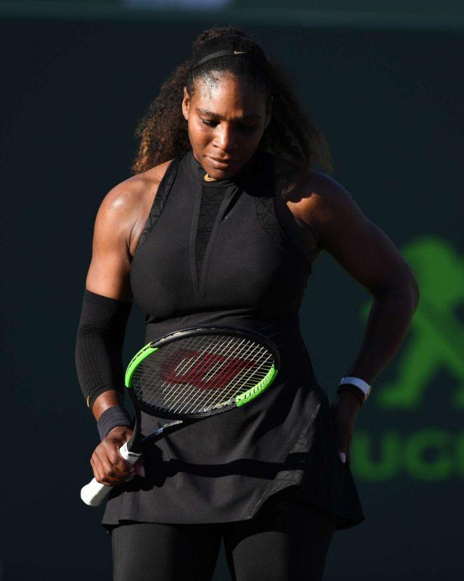 Serena Williams 2018 : Serena Williams: 2018 Miami Open -01
