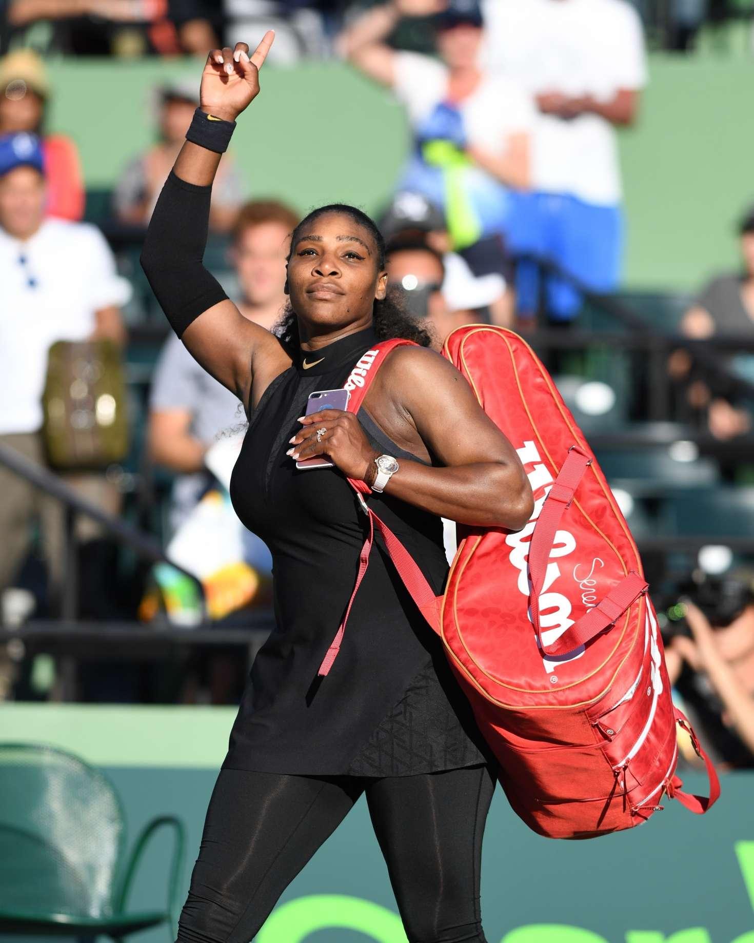 Serena Williams 2018 : Serena Williams: 2018 Miami Open -05