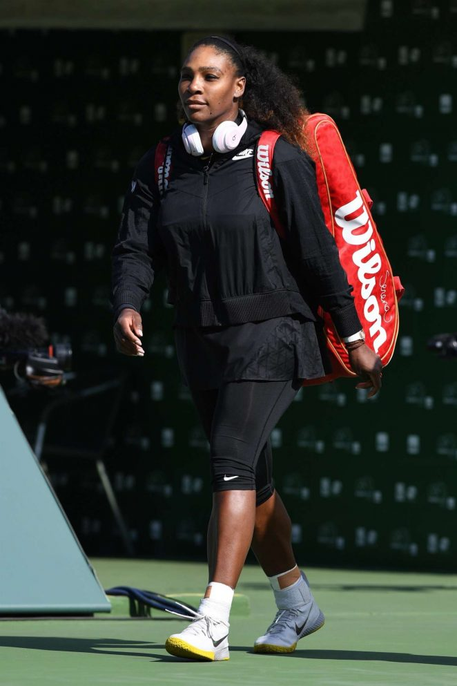 Serena Williams 2018 : Serena Williams: 2018 Miami Open -06