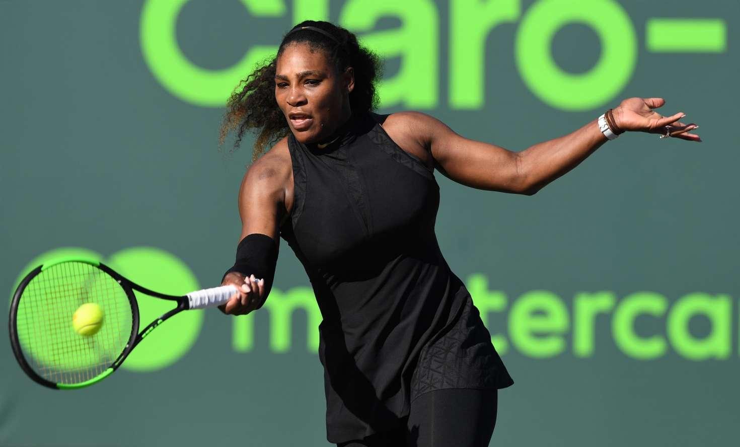 Serena Williams 2018 : Serena Williams: 2018 Miami Open -26
