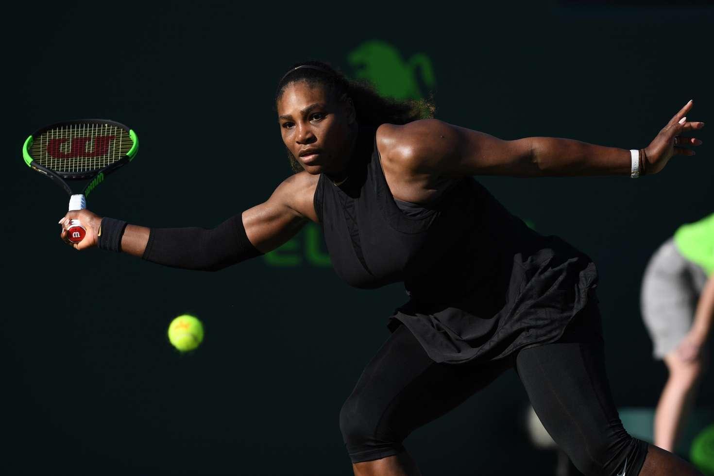 Serena Williams 2018 : Serena Williams: 2018 Miami Open -27