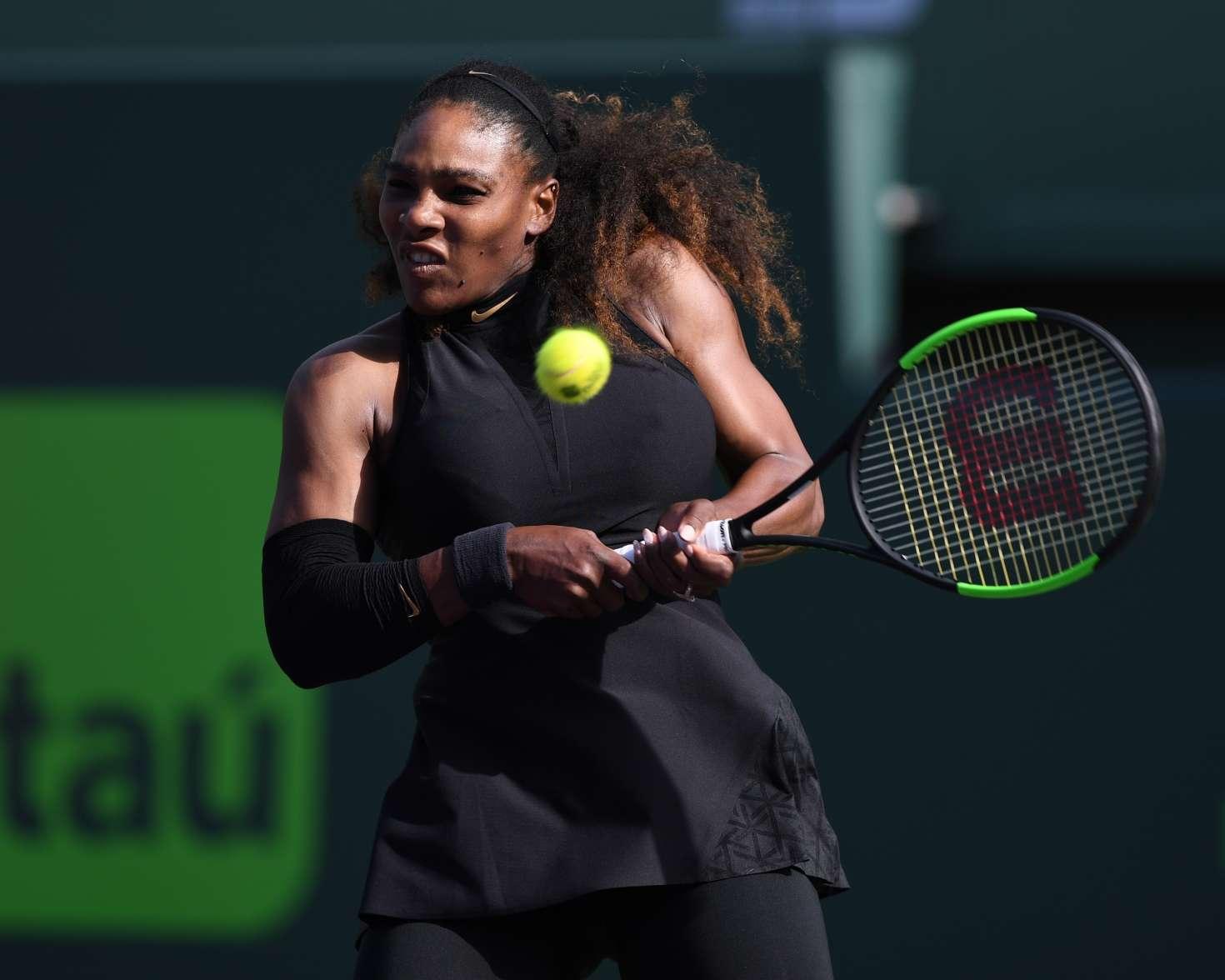 Serena Williams 2018 : Serena Williams: 2018 Miami Open -35