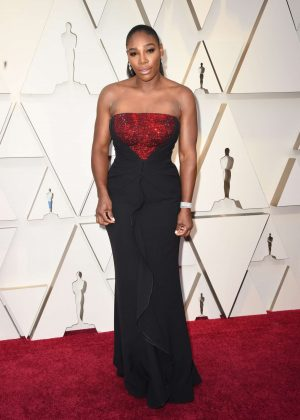 Serena Williams - 2019 Oscars in Los Angeles
